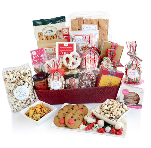 Santa's Super-Size Sweets and Savories