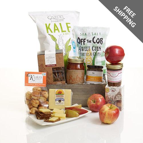 Healthy Harvest of Gourmet Flavors