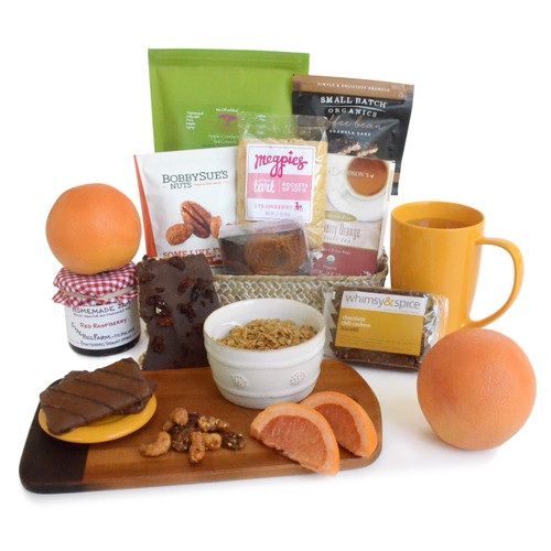 Orchard Fresh Breakfast Basket