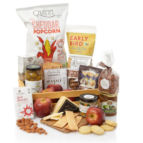 The Healthy Sun-Up to Sun-Down Gourmet Gift Crate