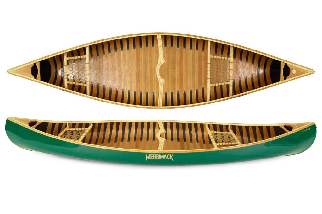 Merrimack Osprey 13' Fishing Canoe