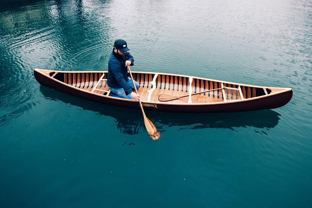 Merrimack Tennessean Canoe