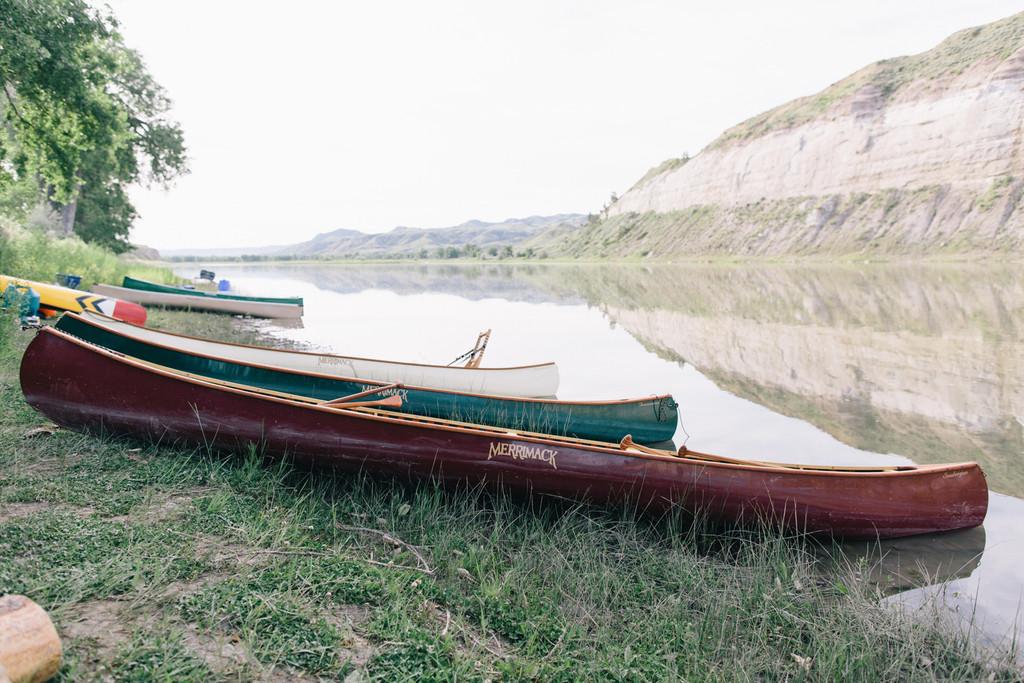 Souhegan Canoe - 16'