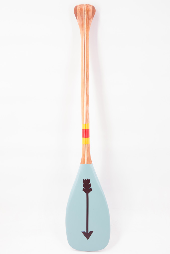 Mini Painted Compass Collection Paddles