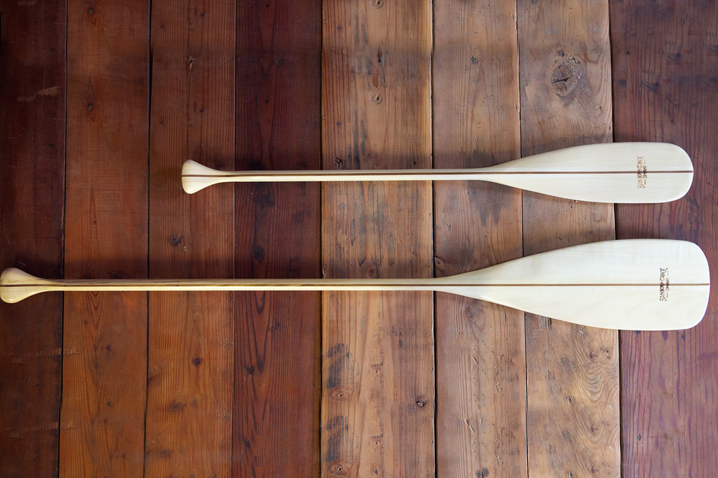 Sanborn Canoe Co Primary Paddle