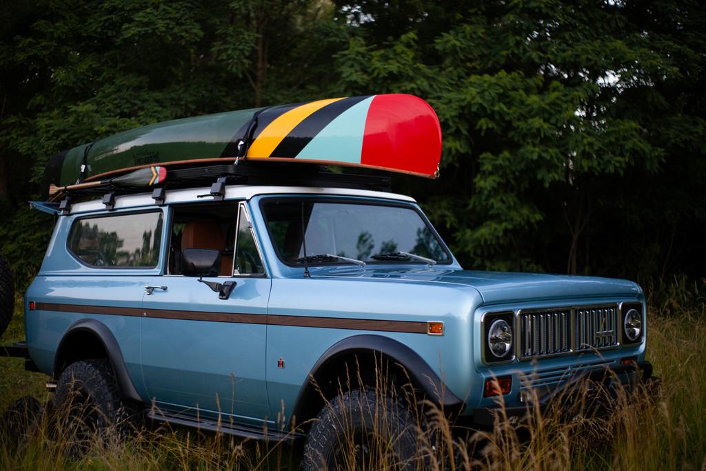Merrimack + Sanborn = Scout Canoe