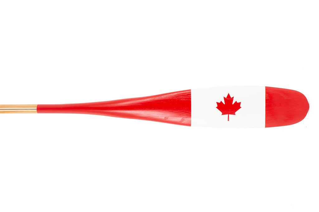 Canada Flag Paddle