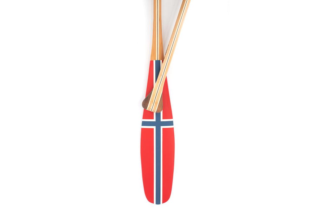 Norway Flag Paddle