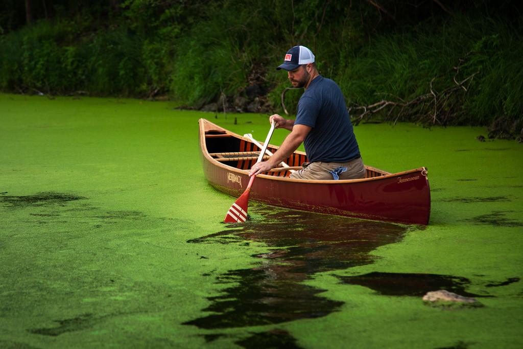Falls Canoe Paddle