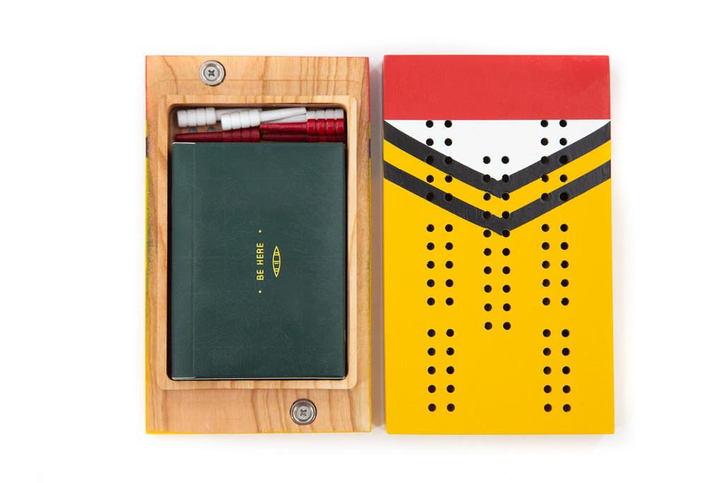 Travel Cribbage Game Set