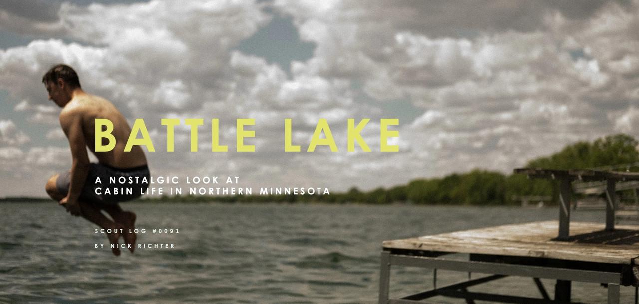 Field Log #0091 - Battle Lake, MN
