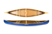 """Merrimack Tennessean 14' 6"""" Solo and Tandem Canoe"""