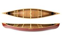 Merrimack Prospector 16' Canoe