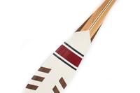 Painted Canoe Paddle