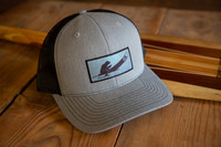 Canoeing Bear Trucker Hat