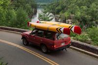 Merrimack + Sanborn - Dalles Des Morts Canoe
