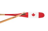 Canadian Flag Paddle