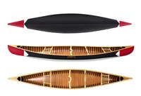 Sanborn Canoe Co + Merrimack Canoe Co Pickwick Canoe