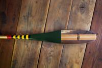 Canoe Paddle Decor, Mackinac paddle - Sanborn Canoe Company