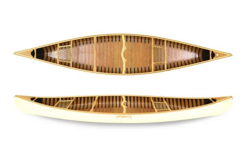 Merrimack Souhegan 16' Flat-Bottom Canoe with Keel