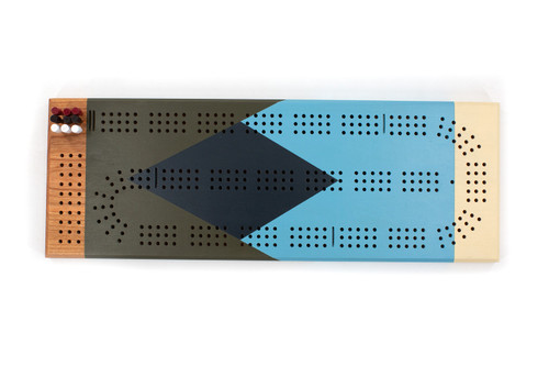 MTNS Cribbage Board