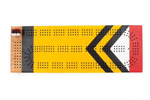 Dalles Des Morts | Cribbage Board