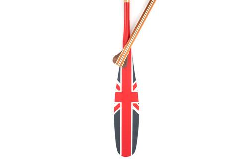 Union Jack Flag Paddle