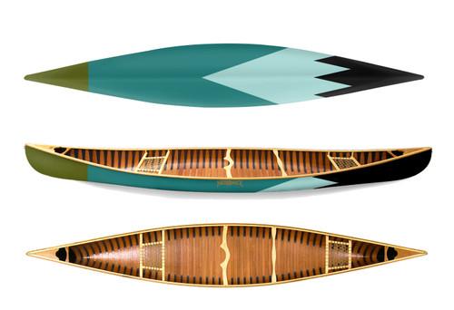 Merrimack + Sanborn - Gooseberry Canoe