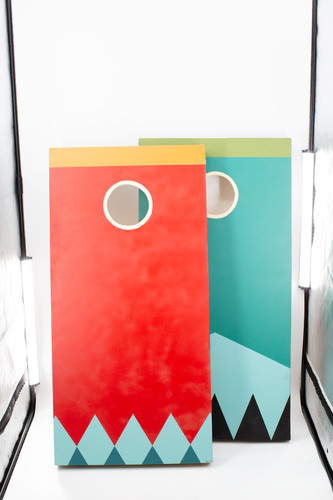 Corn Hole Boards - Gooseberry and Tettegouche