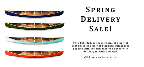 Spring Delivery Sale!