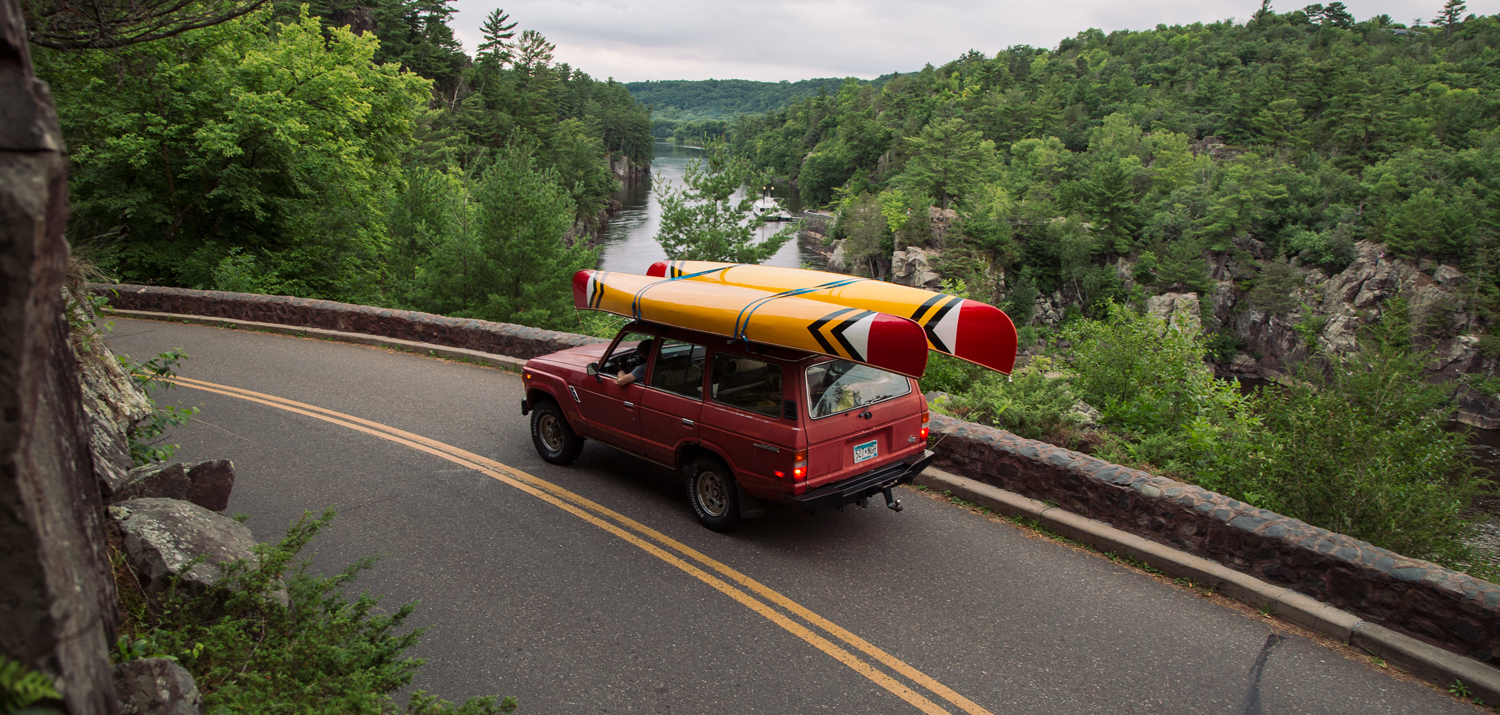 All Canoes - Solo and Tandem Lightweight Canoes | Sanborn Canoe Company