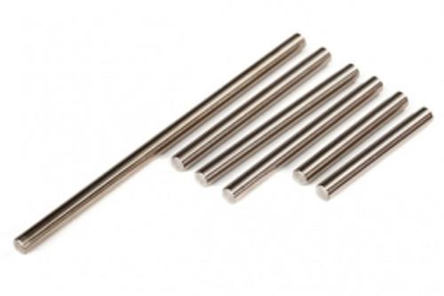 TRA7740 -- Suspension pin set, front or rear corner (hardened steel)