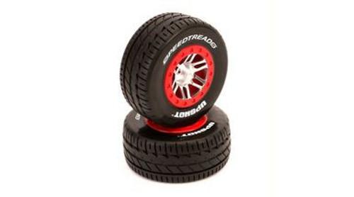DTXC2953 -- SpeedTreads Upshot SC Tire Mounted (2)