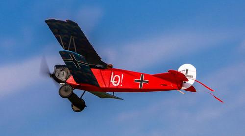 Fokker D.VII Micro EP RTF (FLZU1000)