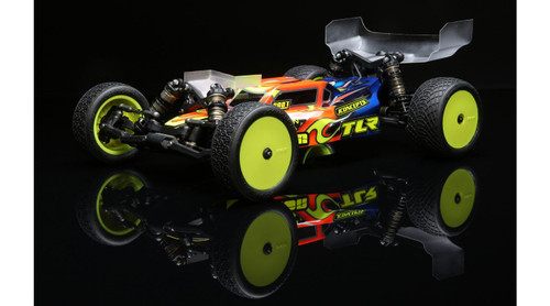 TLR03018 -- 1/10 22 5.0 2WD Spec Racing Kit, Dirt/Clay