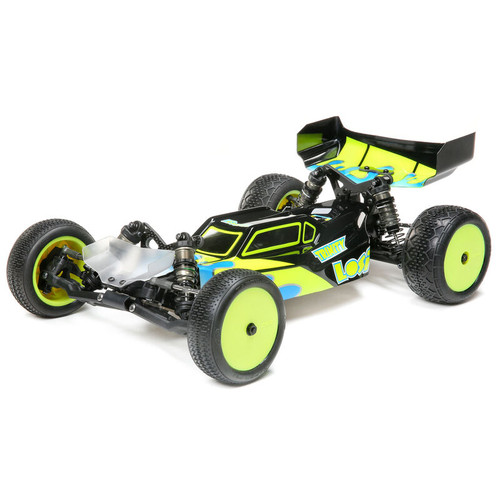 TLR03022 -- 1/10 22 5.0 2WD DC ELITE Race Kit, Dirt/Clay