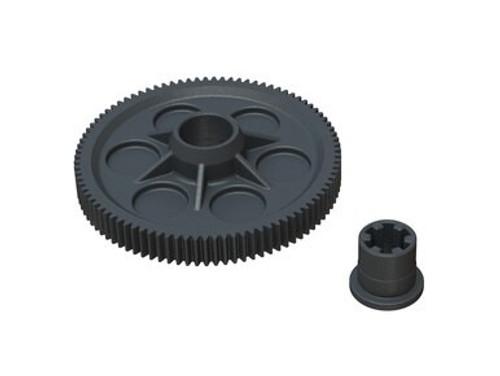 AR310799 -- Spur Gear 91T 48DP 4x4 Mega (ARAC9245)