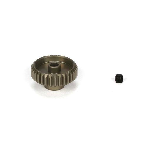 48P - Pinion Gear Aluminum TLR