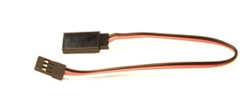 "RCE1641  6"" (152mm) Universal Servo Extension 22AWG"