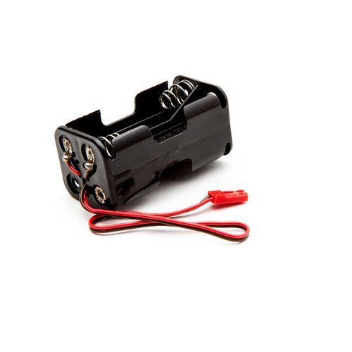 Battery Case with BEC Connector -- DYNC1104