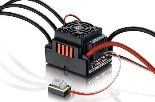 QuicRun 8BL150 Waterproof Brushless ESC -- HWI30109002