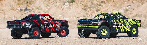Arrma 1/7 MOJAVE 6S BLX 4WD Brushless Desert Truck RTR