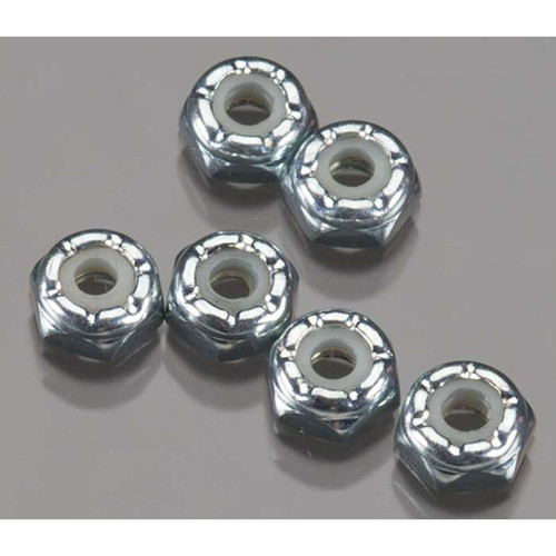 RJS7207 -- Front Wheels Locknuts 5-40 (6)