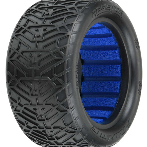 "PRO8281204 -- Resistor 2.2"" S4 Buggy Rear Tires"