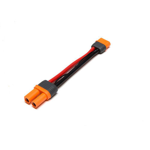 """SPMXCA508 - Adapter: IC5 Battery / IC3 Device, 4""""/100mm Wire 10 AWG ()"""