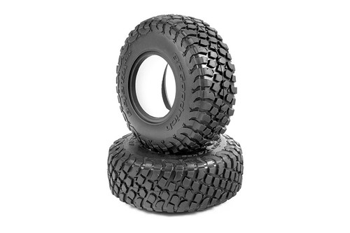 AX31294 -- 2.2 3.0 BFGoodrich Baja T/A KR2 Tires 42mm - R35 Compound (2pcs)