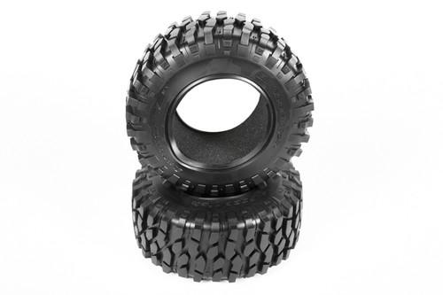 AXIC1043 -- 1/8 3.8 Raceline Monster Wheels, 17mm Hex, Black (2)