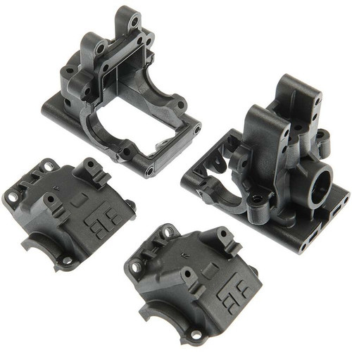 TKR6519B -- Bulkhead Set, Revised, Front and Rear: EB410