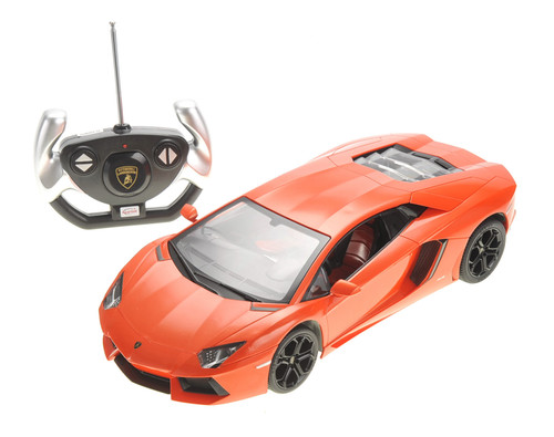 10? 1:14 Lamborghini Aventador LP700 (Orange)