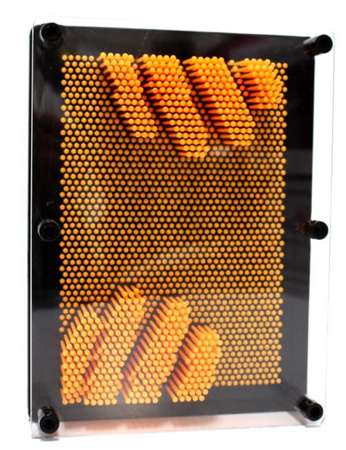 Pin Art (Orange)